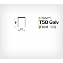 Klammer T50/8 (671-8) - 5000 st / ask