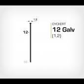 Dyckert 12/12 (SKN 12-12) Galv