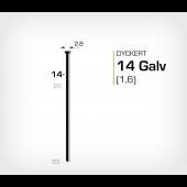 Dyckert 14/14 (SKN 16-14) Galv