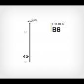 Dyckert B6/45 Stanox - Dyckertverktyg